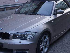 BMW 120i Cabrio
