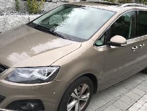 SEAT Alhambra 2.0 TDI Style Advanced DSG (Kompaktvan / Minivan)