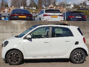 Smart Forfour Cabrio